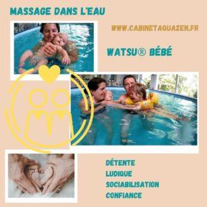 massage-eau-watsu®-bébé-aquazen-july-toujan-cabinet-aquazen
